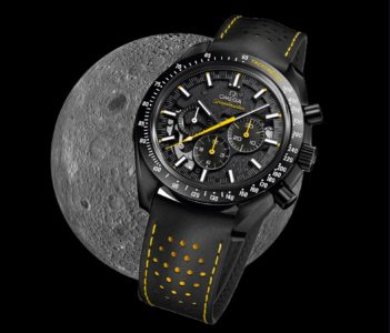 Omega Speedmaster Dark Side of the Moon Apollo 8: Die dunkle Seite der Nacht