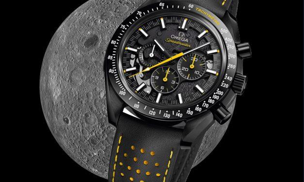Omega Speedmaster Dark Side of the Moon Apollo 8: Die dunkle Seite der Nacht