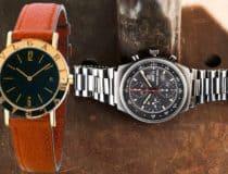 Porsche Design Orfina Chronograph und Bulgari Bulgari – 2 Armbanduhren-Klassiker