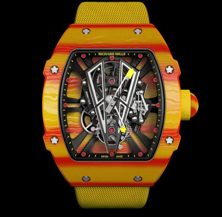 Soviel Wucht und Prägnanz haben ihren Preis. Auch bei Richard Mille Uhren.