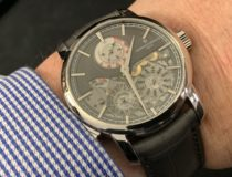 Vacheron Constantin Traditionnelle Twin Beat Ewiger Kalender mit Speedcontrol