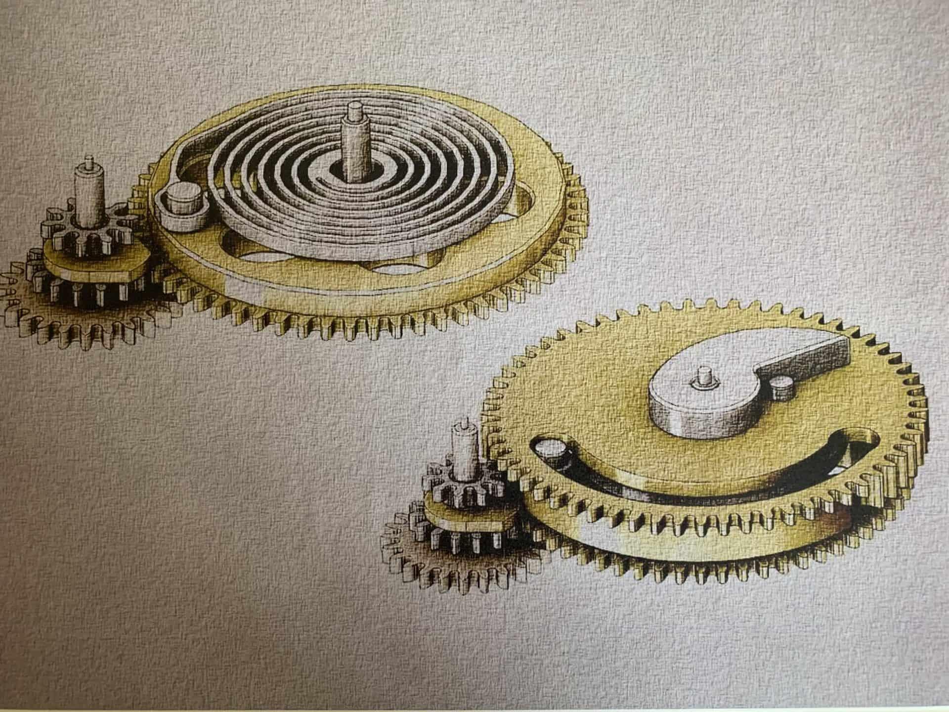 Vacheron Constantin Twin Beat Ewiger Kalender Patentierte Mechanik zur Datumsschaltung 01 Foto C Gisbert Brunner