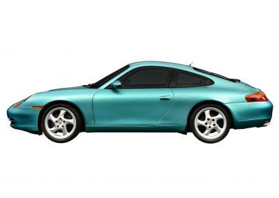 Der Porsche 911 ab 1997