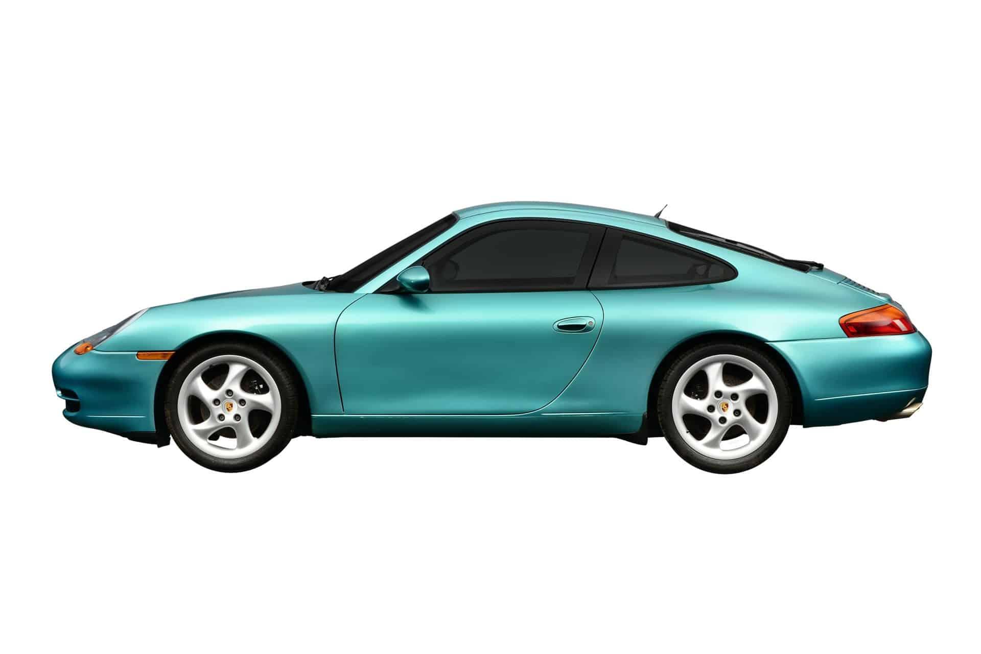 Porsche 911 ab 1997