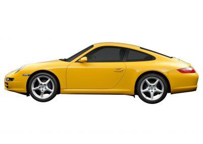 Der Porsche 911 ab 2004