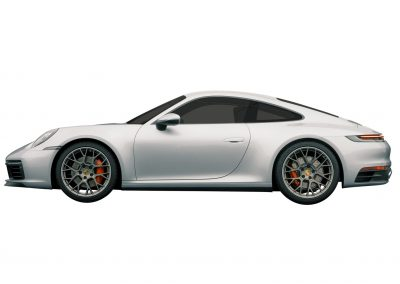 Funkelnagelneu - der Porsche 911 von 2019