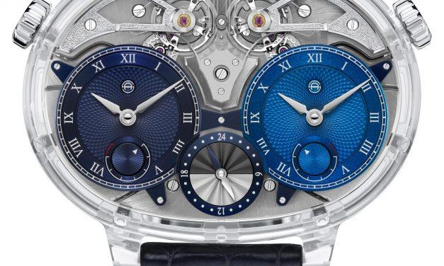 Im Doppelpack: Armin Strom Dual Time Resonance Sapphire