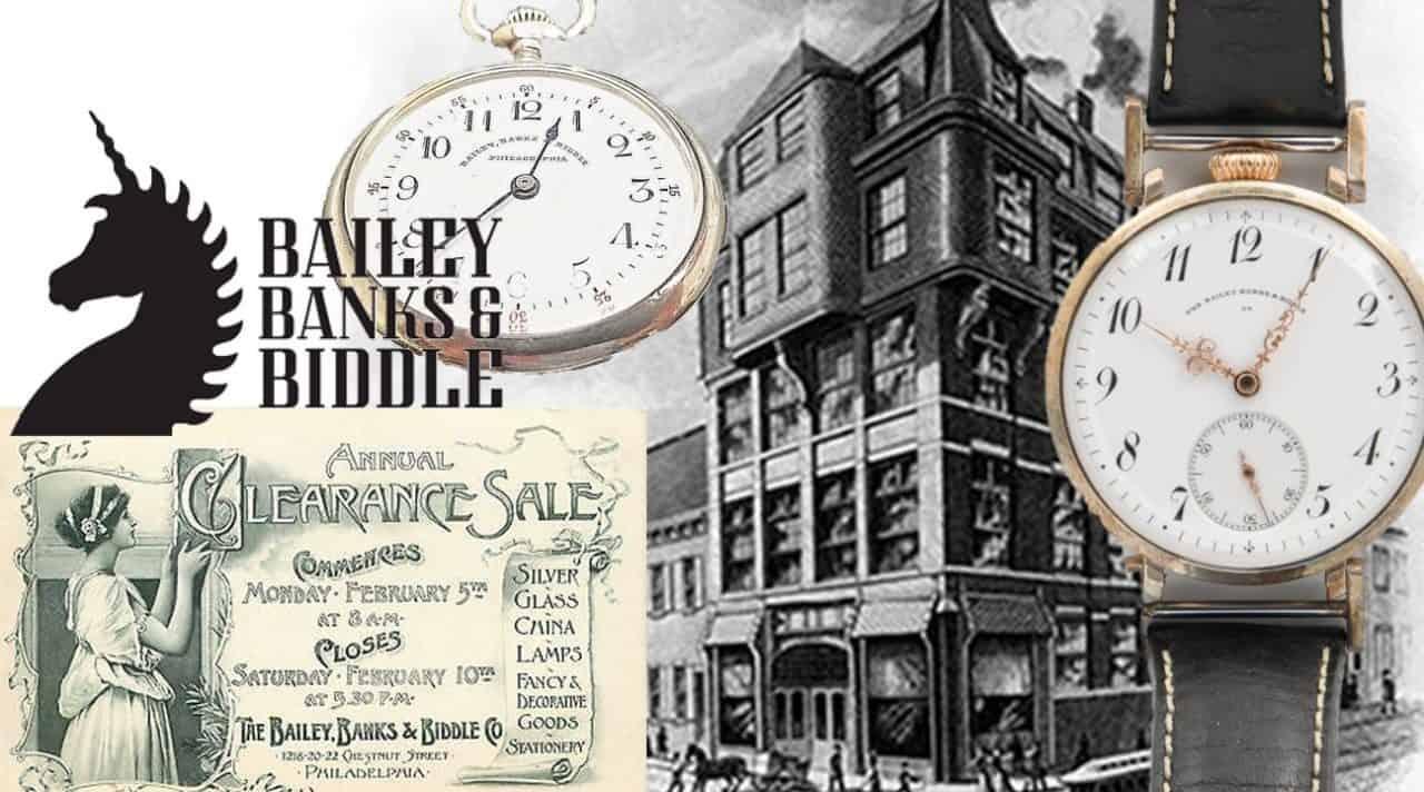 Incognito: Patek Philippe Uhrwerke für Bailey, Banks & Biddle