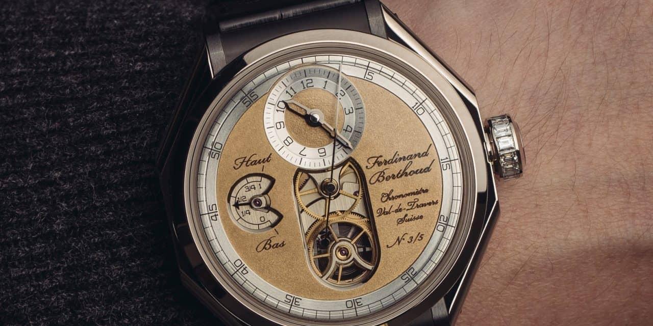 Die Ferdinand Berthoud FB1 ist die goldene Reminiszenz von Chopard an einen großen Meister