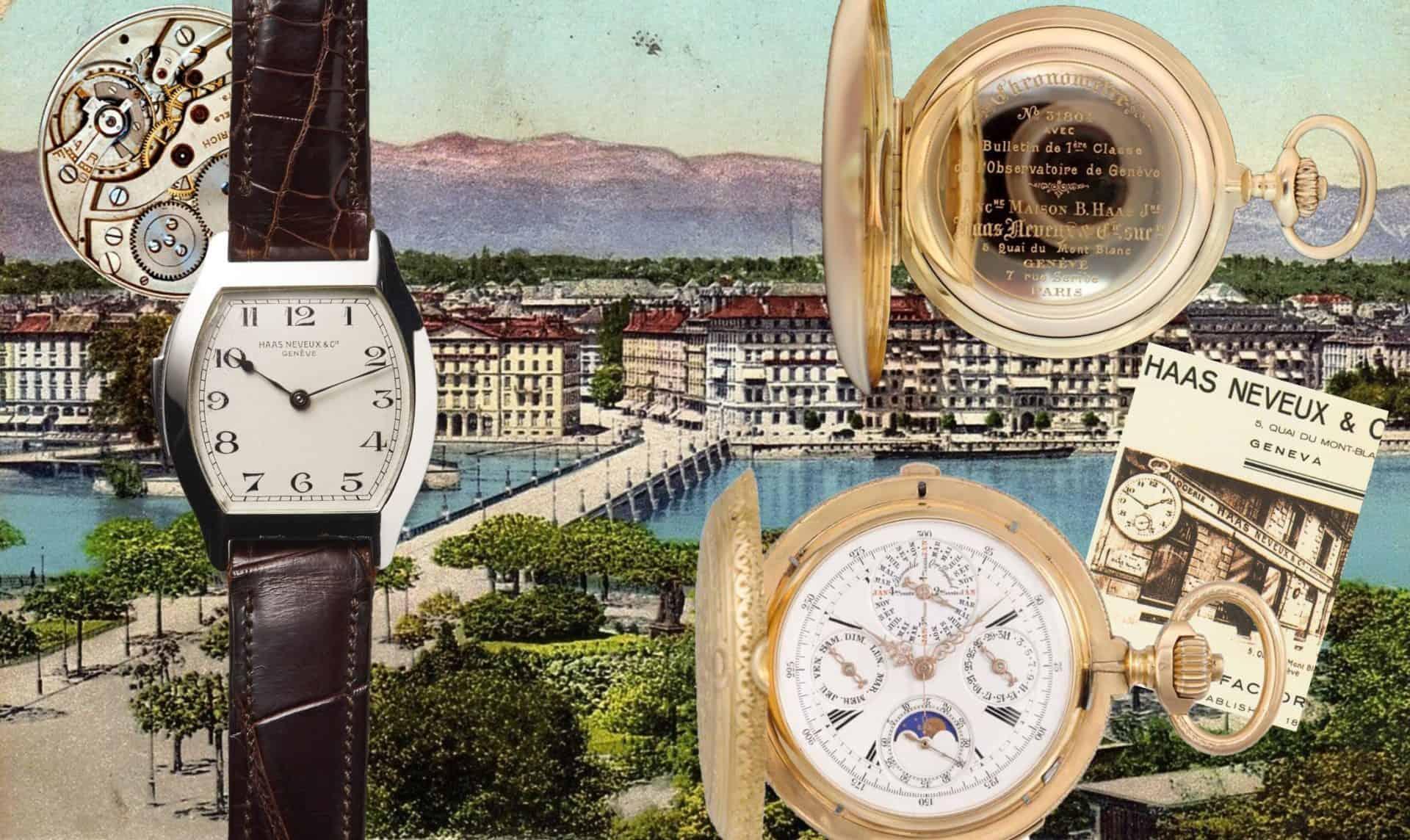Die vergessene Luxus-Uhrenmarke Haas Neveux & Cie. Über die berühmte Luxus-Uhrenmarke Haas Neveux & Cie. ist die Zeit hinweg gegangen