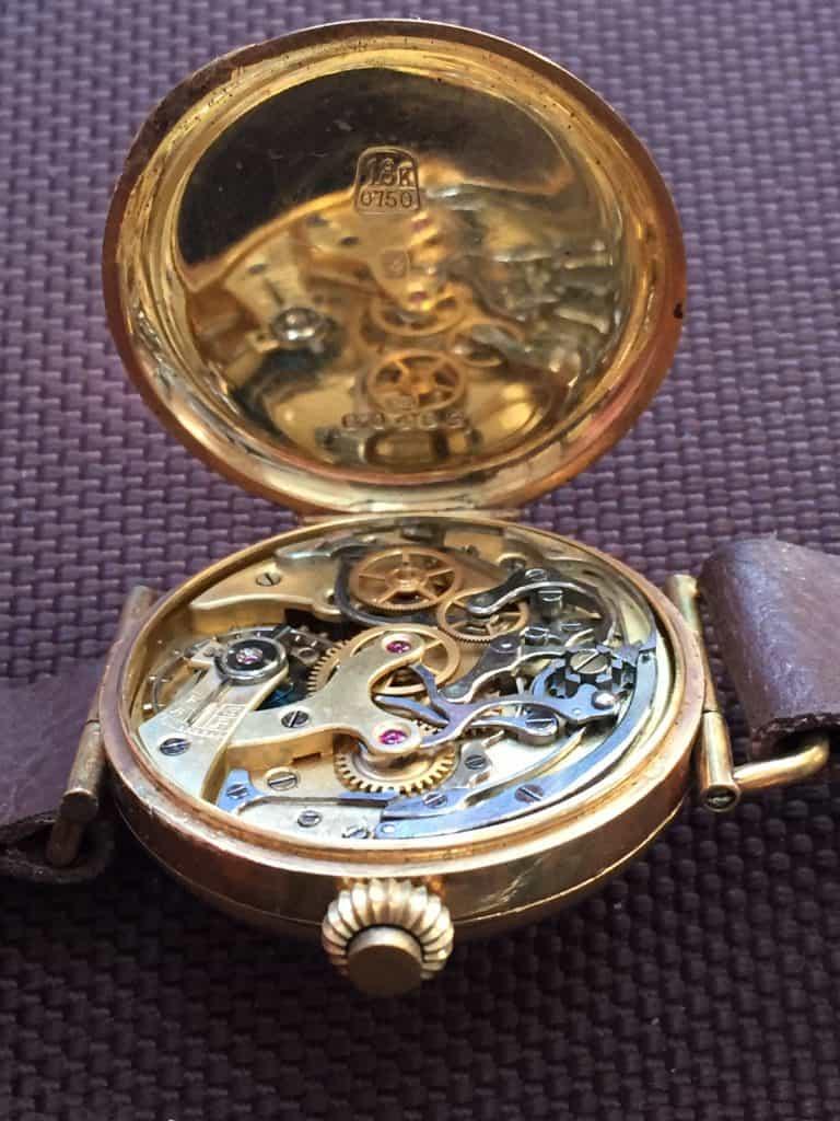 Die Uhren von Haas Neveux boten hochwertige Werke und sind heute beliebte Sammler-Stücke