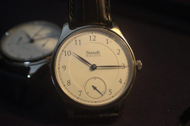 Ein gelungenes Werk - Yvo Staudts Armbanduhr Praeludium