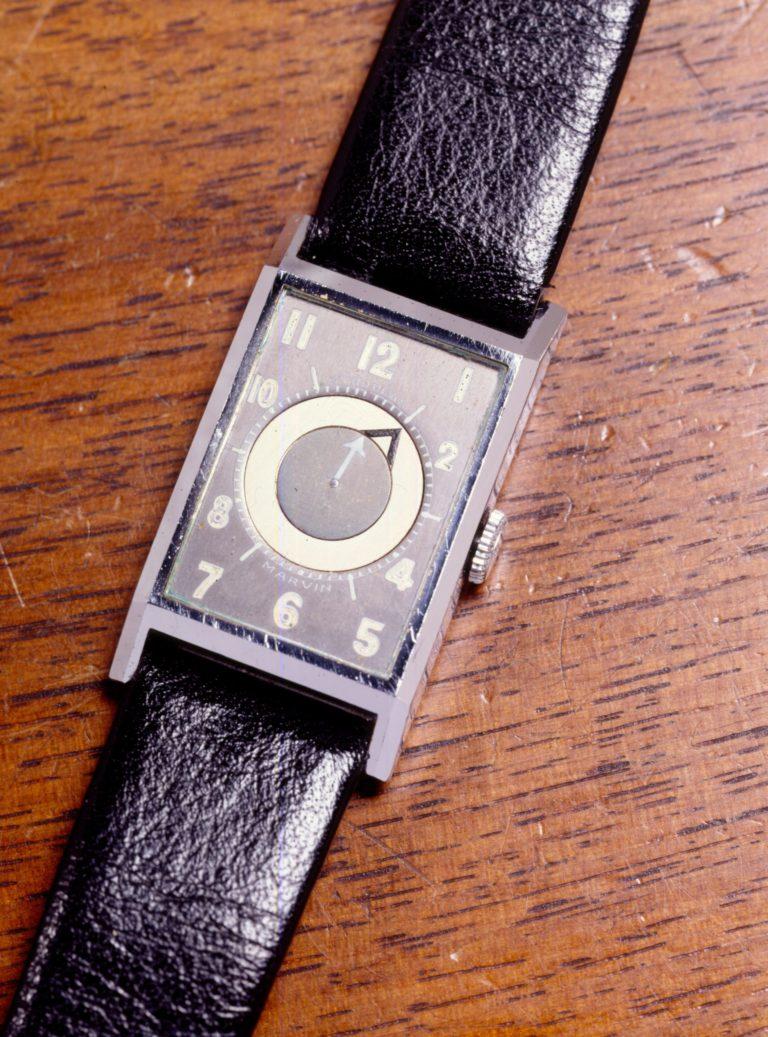 Marvin Gyroplan Vintage Uhr