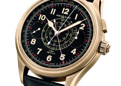 Der Montblanc 1858 Chronograph Split Second