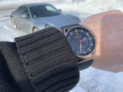 911 Uhren für den neuen 911-er Porsche