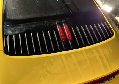 Die neuen integrierten Bremslichter der 992 Bauserie
