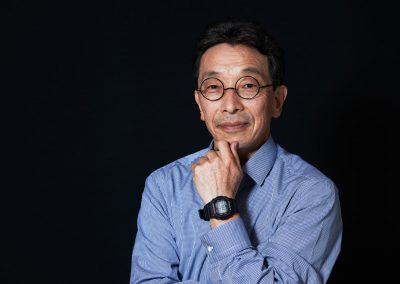 Der Erfinder der G-Shock Uhr heisst Kikue Ibe und ist verdienter Mitarbeiter der Casio Uhren Firma