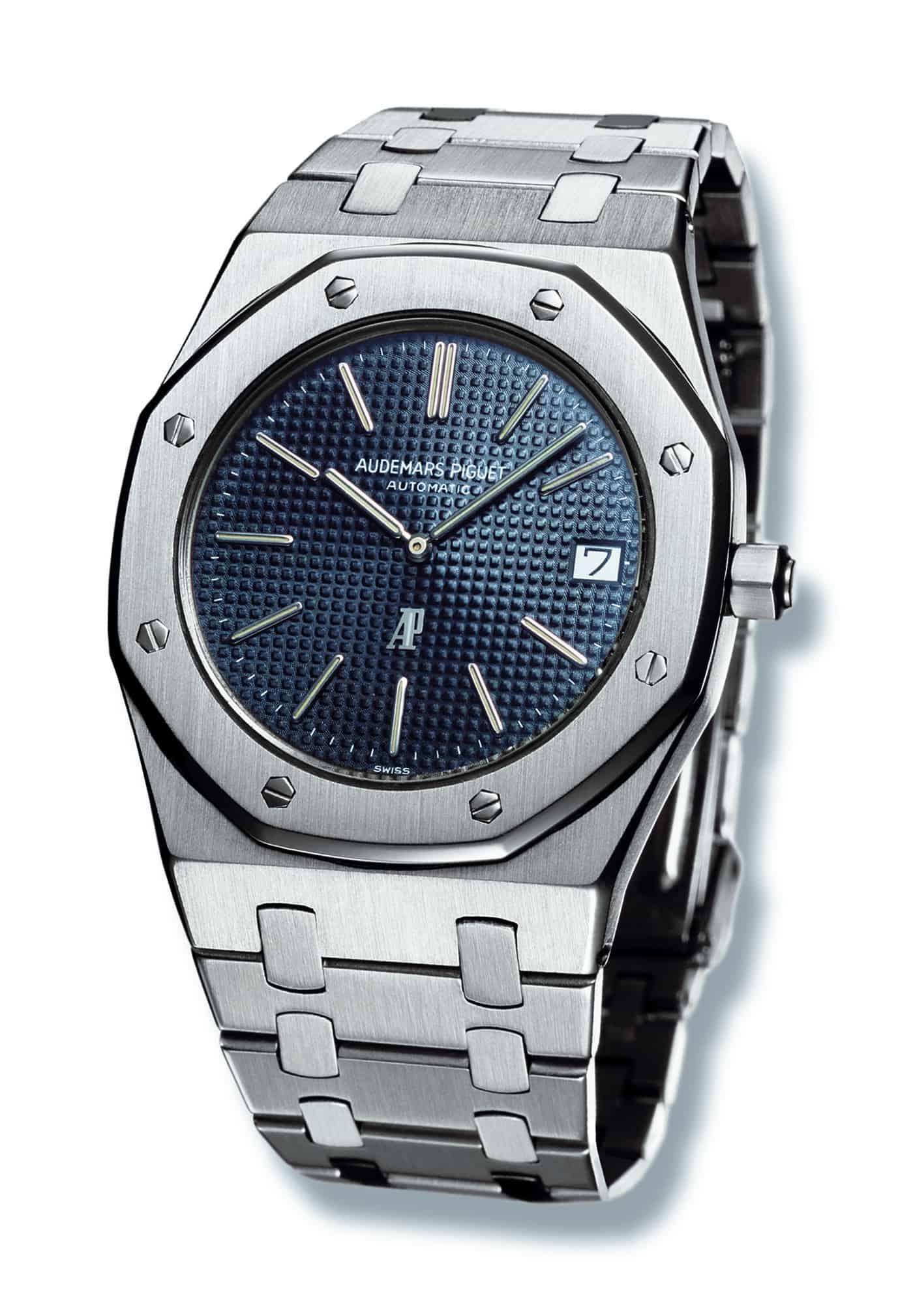 Uhren als Wertanlage trifft auf Audemars Piguet zu