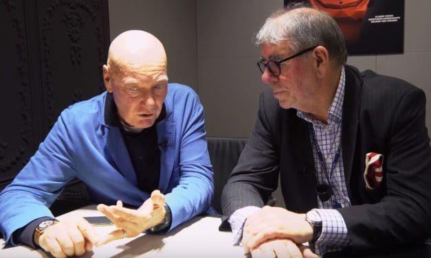"""Jean-Claude Biver: """"Ich möchte etwas zurückgeben"""""""