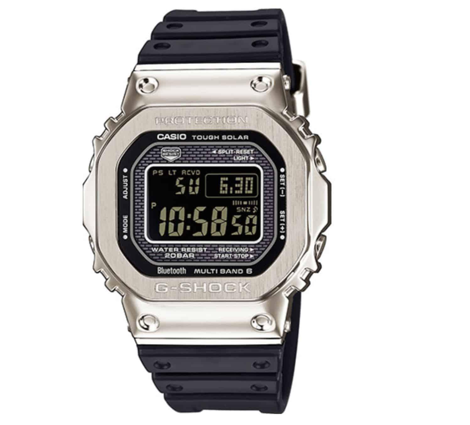 Die neue Retro-G-Shock GMW B5000-1ER Quarzuhr