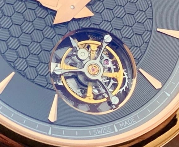Im Zentrum des Interesses: Das Chopard LUC Flying T-Twin Tourbillon