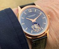Ultraflach und fliegend gelagert – die Chopard L.U.C Flying T Twin Tourbillon