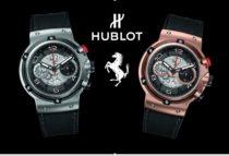 Hublot und Ferrari Design-Chef Manzoni machen wieder