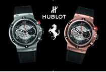Hublot Classic Fusion Ferrari GT 3D: Hublot und Ferrari waren wieder aktiv!