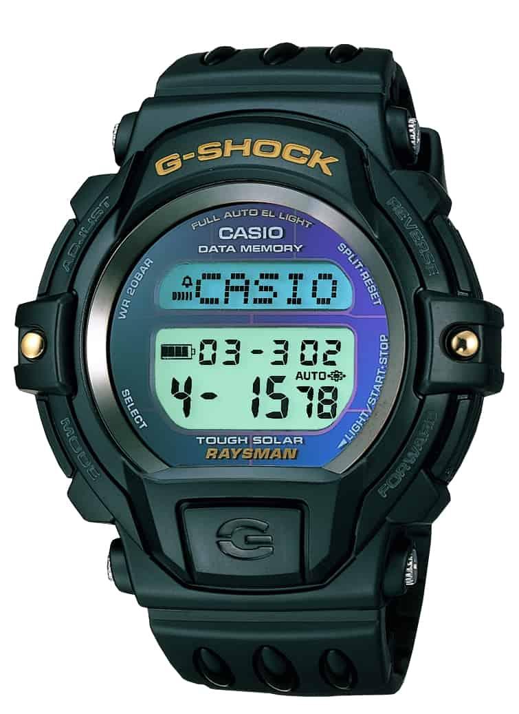G-Shock klassisch - die Raysmann