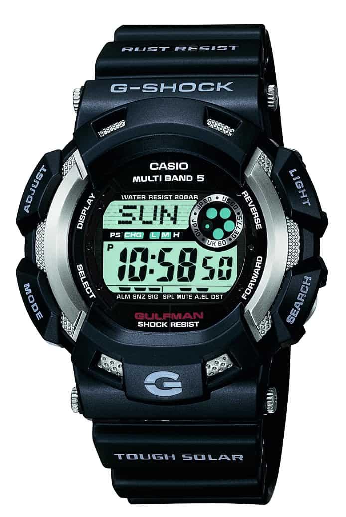 Eine G-Shock für den Hip-Hop - die GW-9100-1