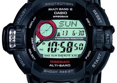 G-Shock GW-9200-1 CR ER für Outdoor-Anhänger
