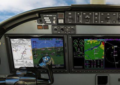 Garmin ist einer der großen Cockpit-Ausrüster weltweit