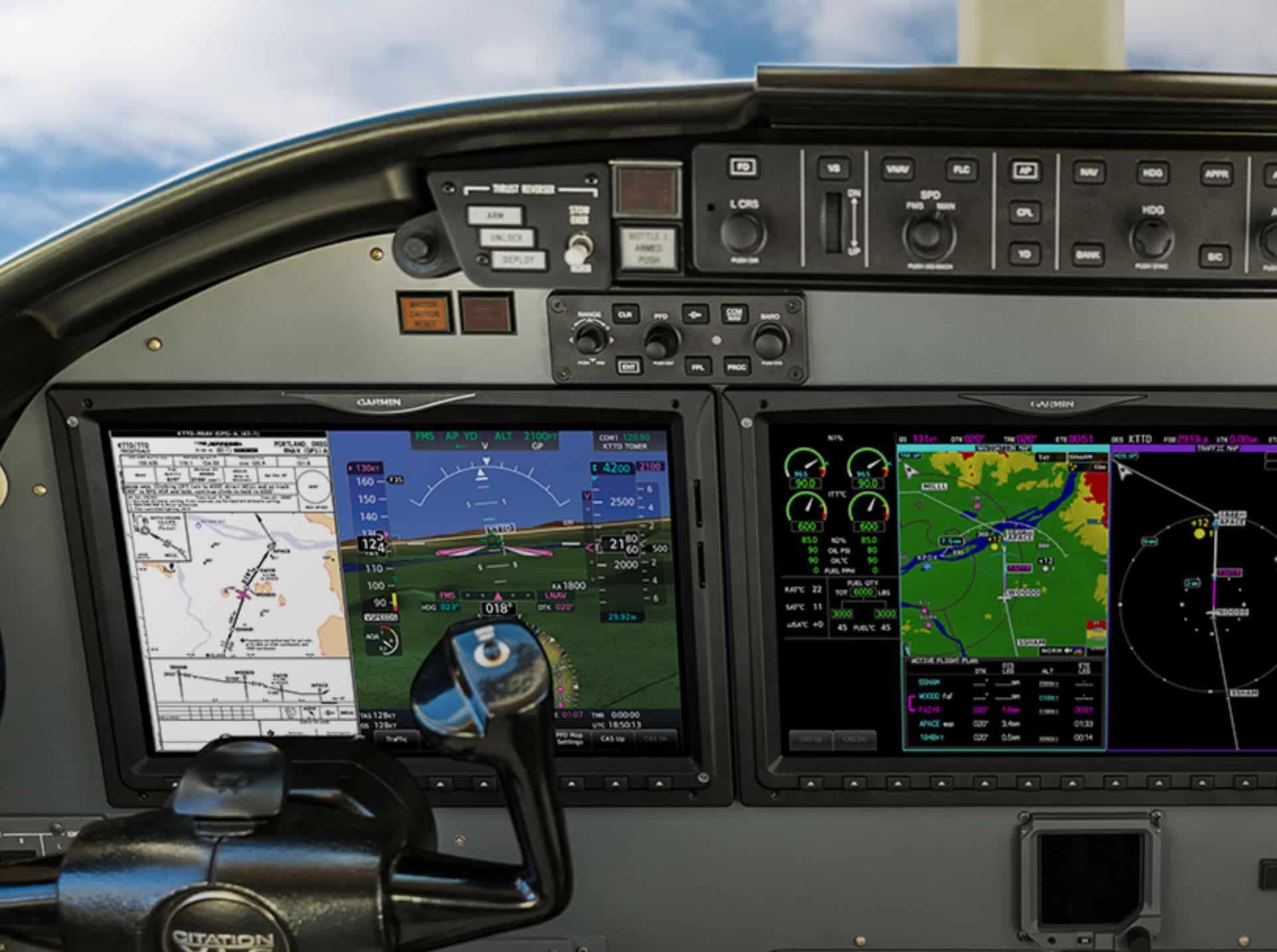 Garmin Aviation Display