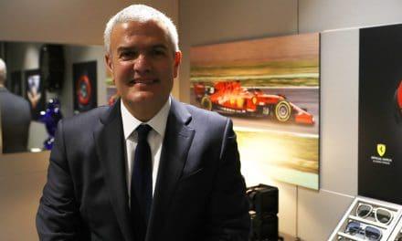 Ricardo Guadalupe: Hublot und Ferrari passen gut zueinander