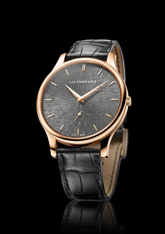 Eine schöne Uhr, aber diese Uhr wird mit fair gehandeltem Gold hergestellt. Da glänzt es doch gleich schöner.