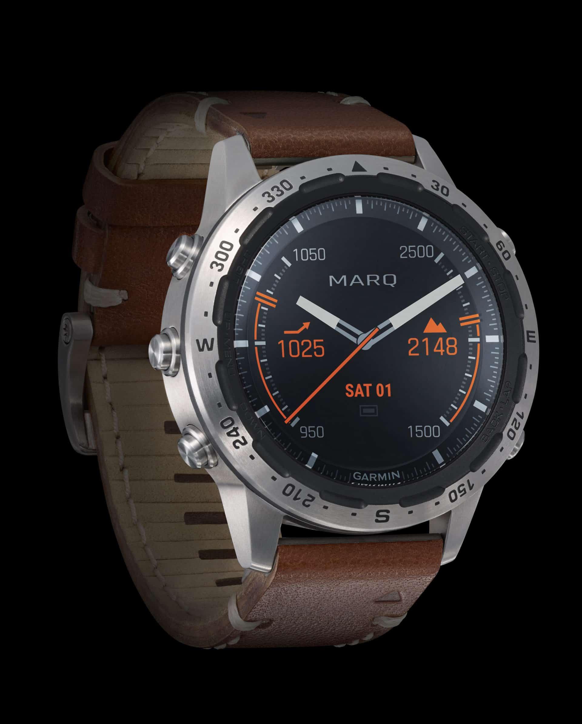 Smarte Aktivität am Handgelenk: Die Garmin Marq Expedition Smartwatch