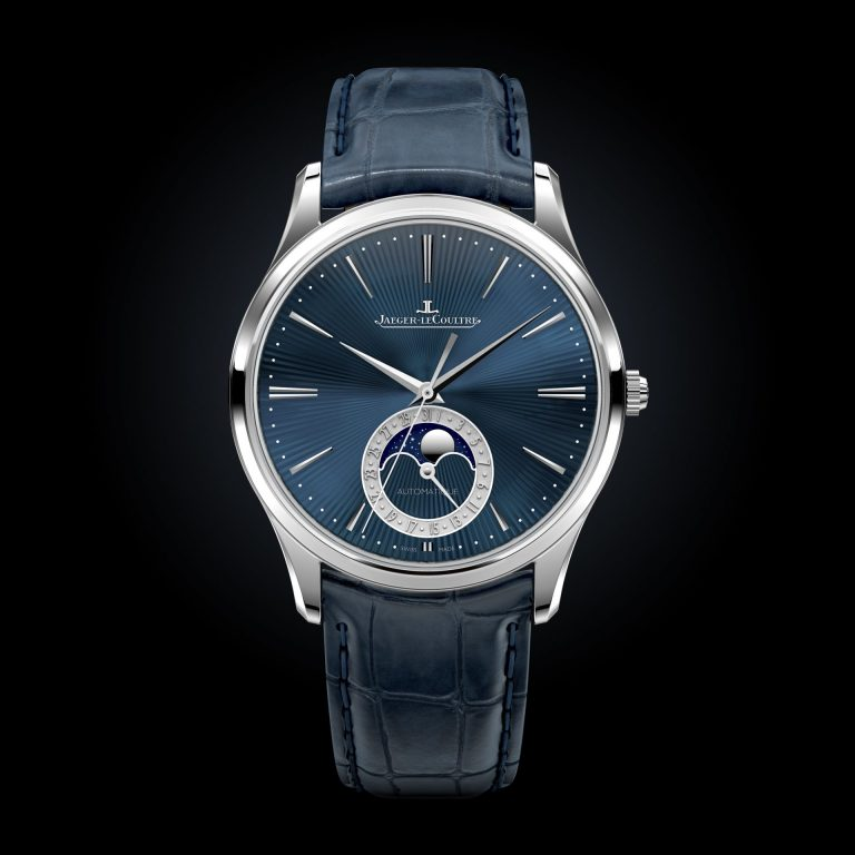 Feine Email-Arbeit: Die Jaeger Le-Coultre Master Ultra Thin Moon