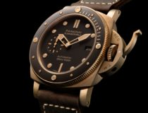 Das ist die Panerai Luminor Submersible Bronzo Edition 2019
