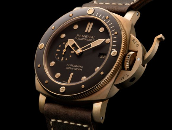 Panerai Luminor Submersible Bronzo – die Bronze Editionen sind begehrt