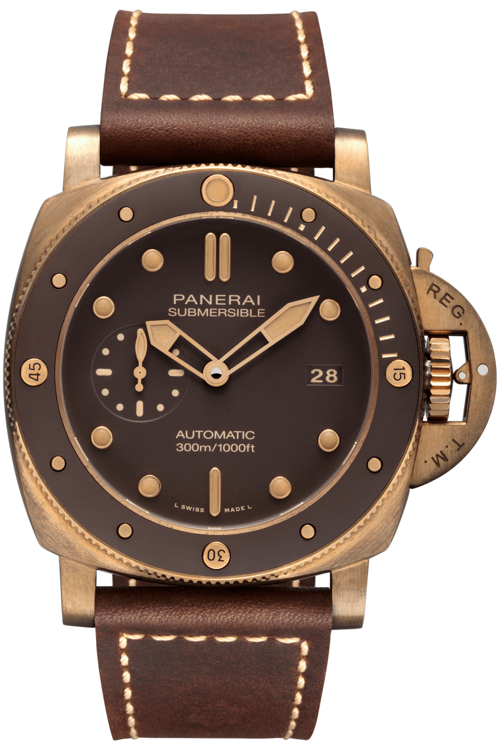 Panerai Luminor Submersible Bronzo Edition 2019