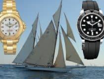 Rolex lanciert eine neue Yacht-Master