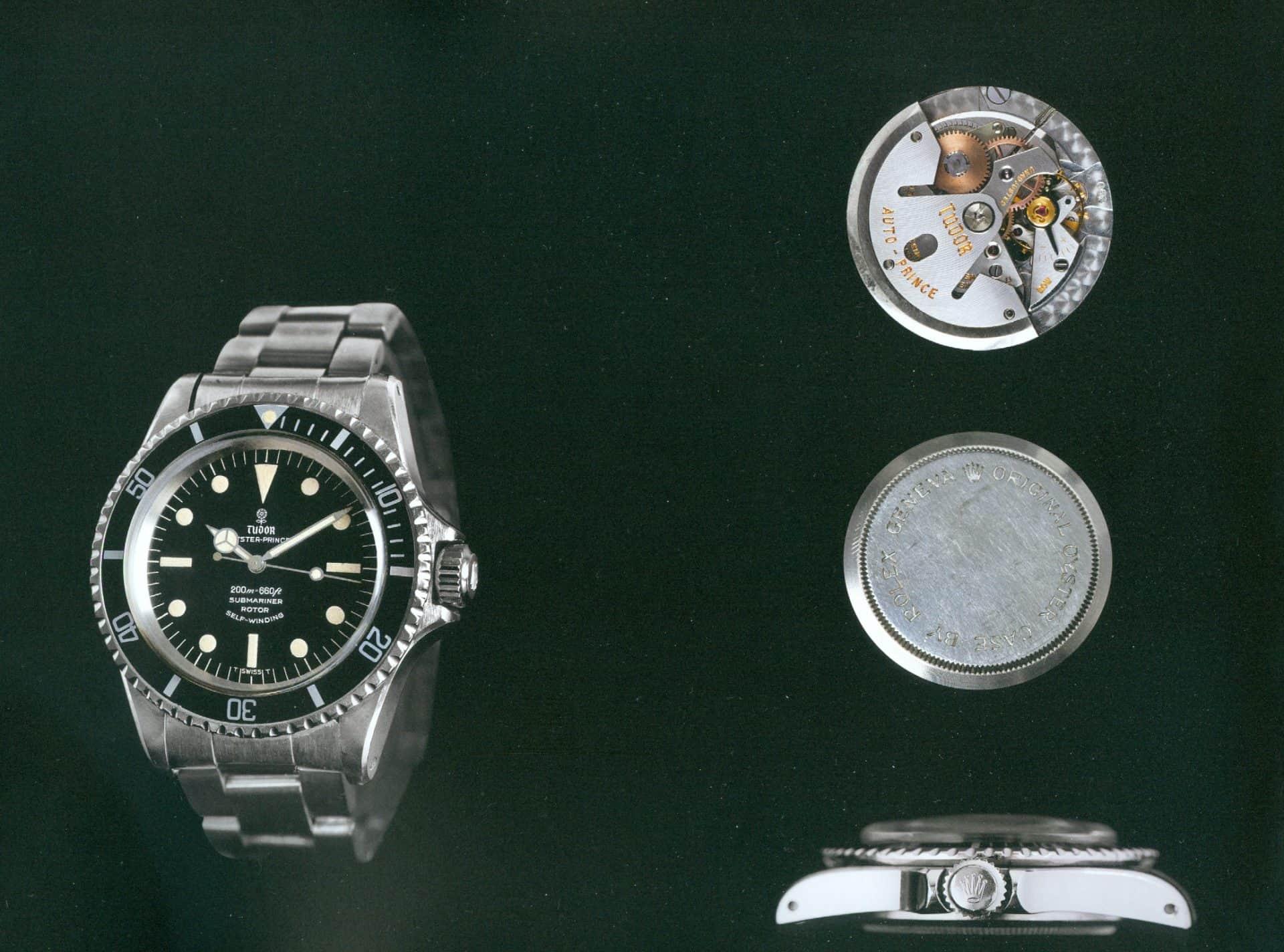 Von Sammlern sehr gesucht - die Tudor Referenz 7928 ab dem Jahr 1967