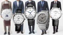 Dresswatches: die passende Uhr zum formalen Dresscode