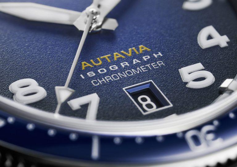 Der Name Autavia steht seit fast 90 Jahre für Automobil-Aviation-Uhrendesign