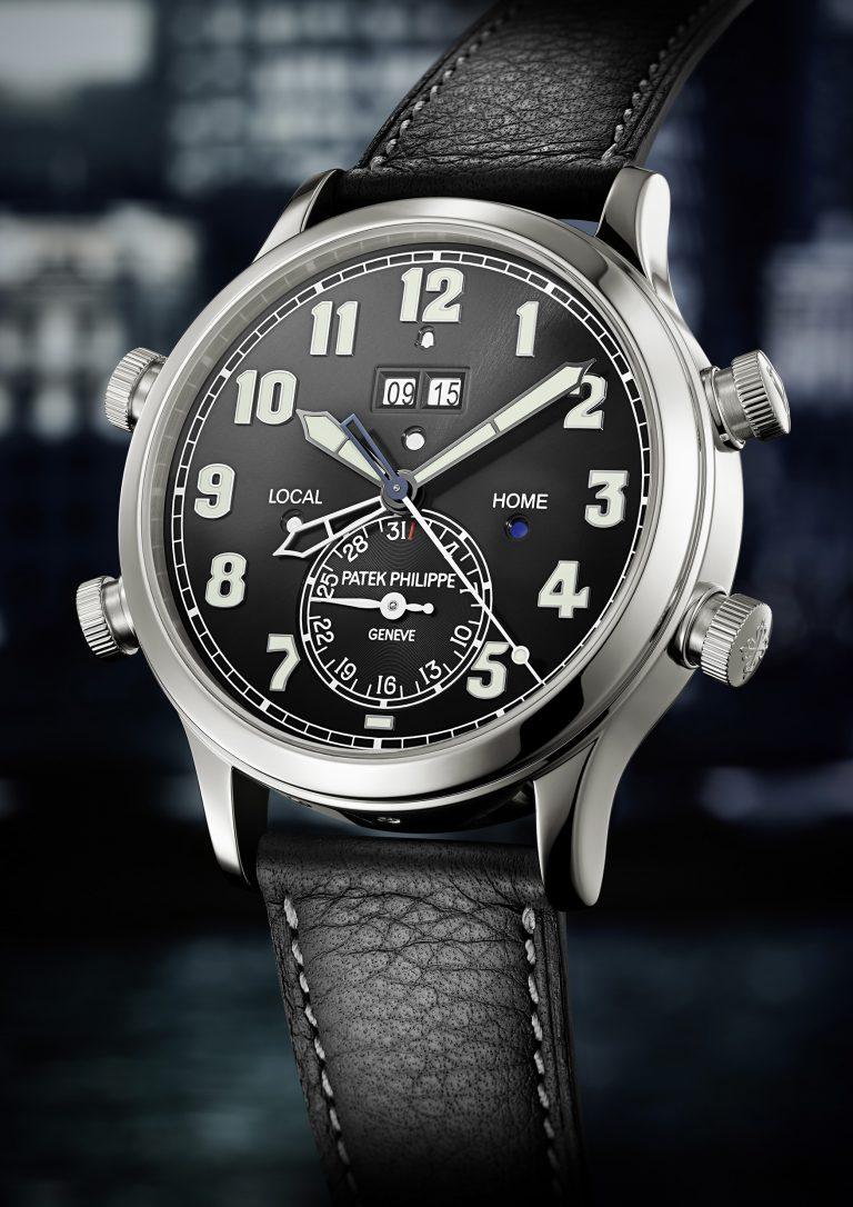 Die Patek Philippe Alarm Travel Time bietet entspannten Luxus und komplizierte Uhrentechnik