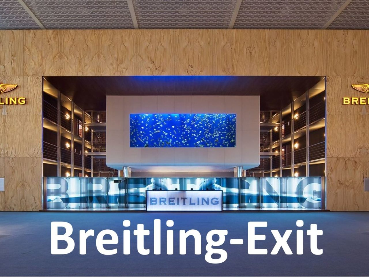 """""""Baselworld maintains excellent rapport with Breitling"""""""