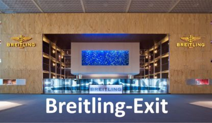 """Baselworld maintains excellent rapport with Breitling"""