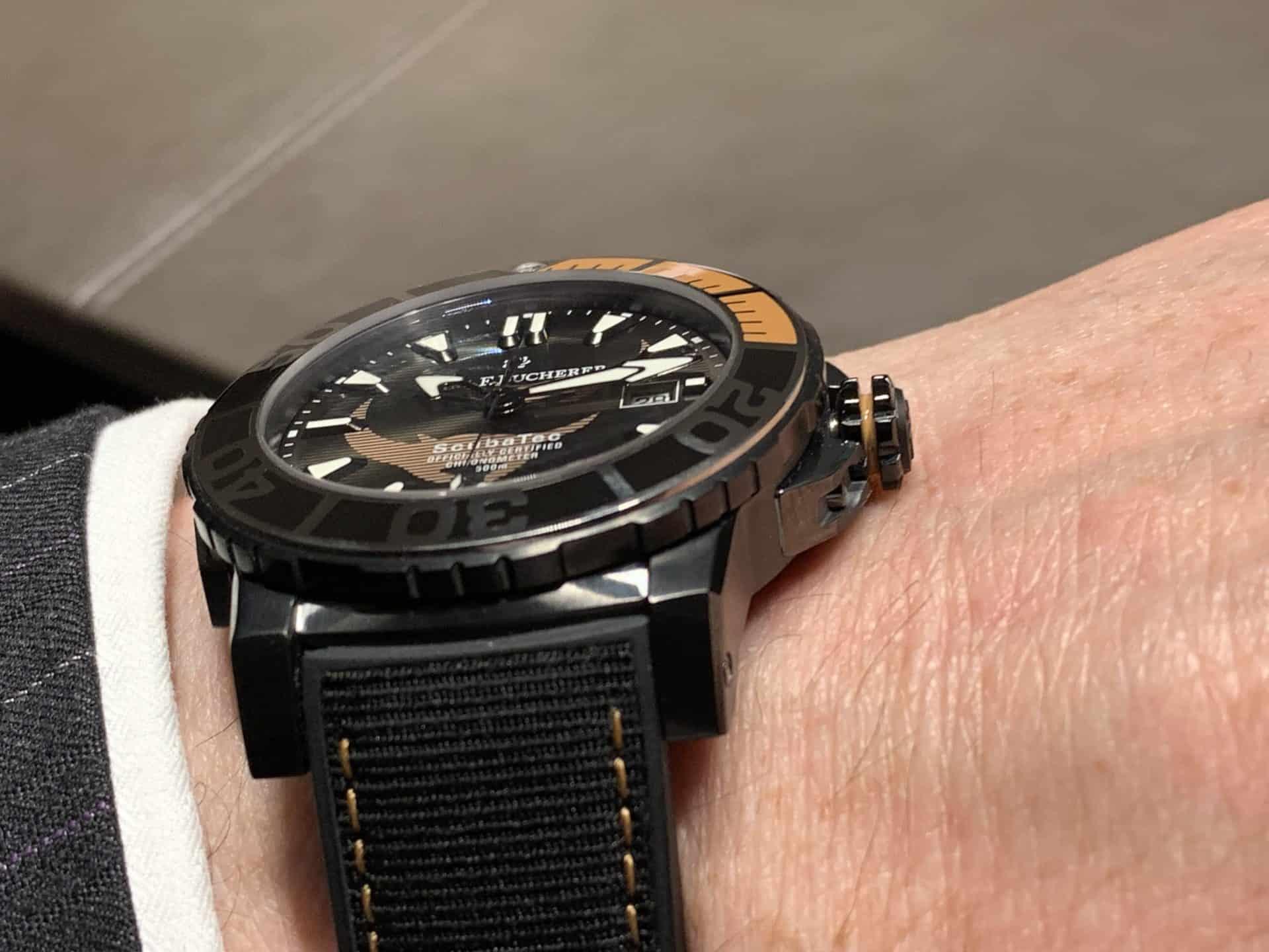 Carl F Bucherer_Patravi ScubaTec Black Manta Special Edition_2019_5