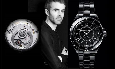 Arnaud Chastaingt zur Chanel J12 Gestaltung: Revolutionen finden nur einmal statt!