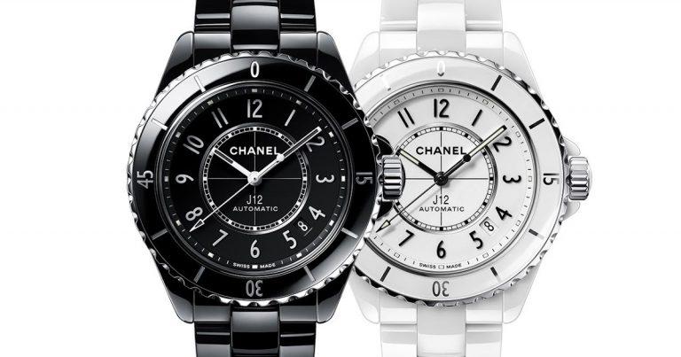 Das neue Chanel Modell J12 konnte die Wirkung der Keramikuhr nochmals steigern, ohne die identität zu ändern